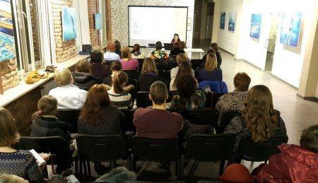 Продолжение цикла лекций по искусству от Светланы Ершовой в феврале!