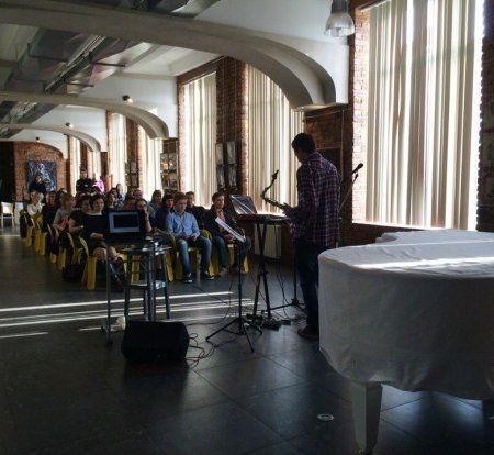 Джазовый концерт Владимира Чупрыгина