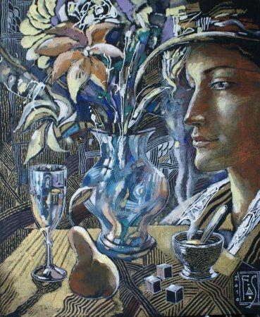 Рыбы, башни и жизненная философия Сергея Феденко