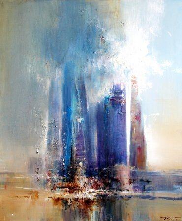 Выставка живописи Дмитрия Ермолова «Много воздуха»
