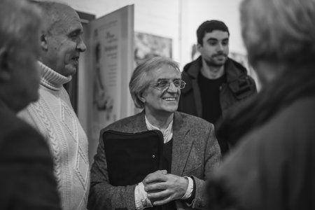 Открытие выставки Porte