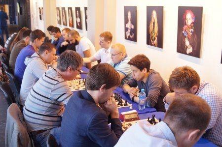 """8 июля состоялся шахматный """"Летний корпоративный турнир Газпром Нефть""""."""