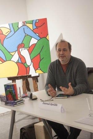 Презентация книги «Эмигрант» Евгения Брейдо