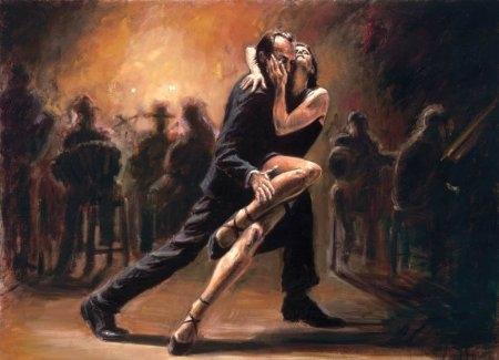 Лекция-перфоманс «Танец: общий язык мужчины и женщины, история и современность».