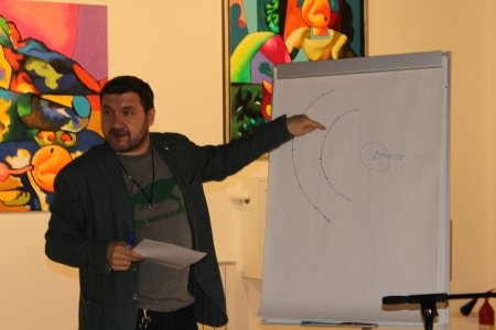 Лекция Дмитрия Стрижова 7 октября 2017