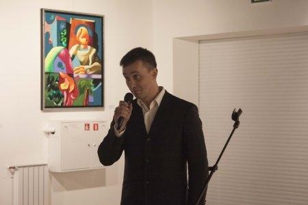 Поэтический четверг, приуроченный к дню рождения Сергея Есенина 5 октября 2017