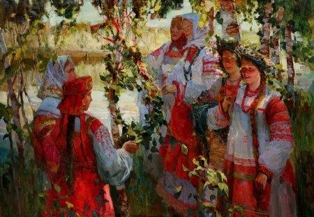 Выставка Юлии Косцовой «ЖИВОПИСЬ MA VIE».