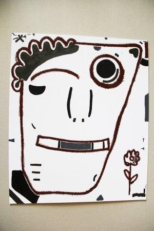 Выставка графики Никиты Здоровенина «Возвращая радость современному искусству»