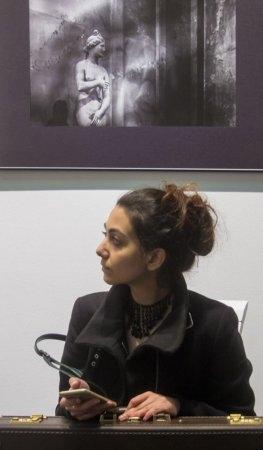 Выставка Анны Величко «Хронос vs Хаос»
