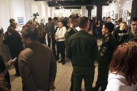 "Вручение ""Премии МИРа"" в Артмузе"