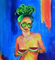 """Выставка Лео Штайнберг """"Стыд – эстетика женственности"""""""