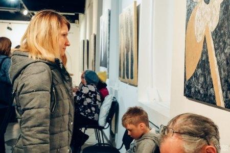 """Открытие выставки """"В авангарде"""""""