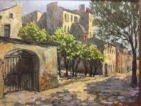 Выставка художника Анатолия Лобынцева «Прогулки по моему городу»