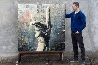 Выставка стрит-арта «Осторожно – окрашено! Not vandalism» 18+