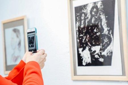 Вернисаж выставки «Лица»