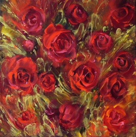 Выставка живописи «Мимолетные встречи»