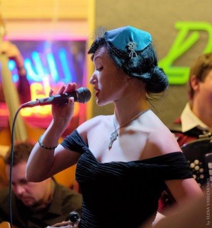 Вероника Харламова (Вокальный джаз)