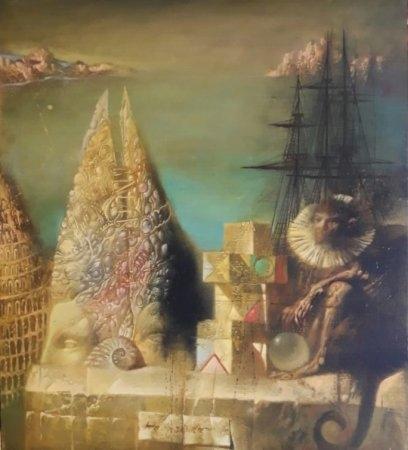 Выставка живописи, графики и скульптуры «Life is a game»