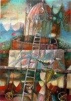 Выставка живописи Сергея Исыпова «Дорог моих пересечения»