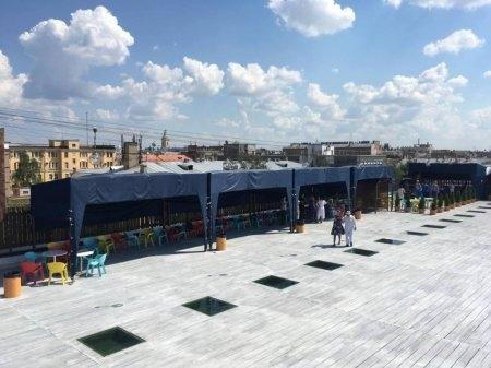 Аренда крыши в Санкт-Петербурге