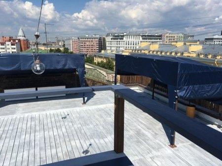 VIP на крыше