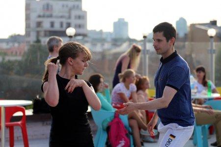 """Проект """"Танцуй высоко"""", июль"""