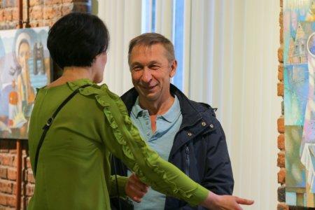 """Вернисаж выставки """"Дорог моих пересечения"""""""