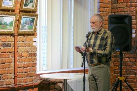 Поэтический вечер 19 апреля
