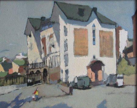 Артём Новосёлов. Выставка живописи «Пятый день недели»
