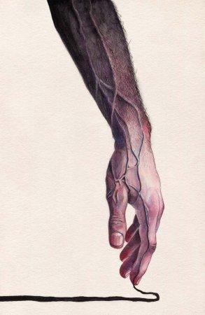 «Метафоры повседневности». Выставка диджитал-арта Екатерины Кайгородовой.