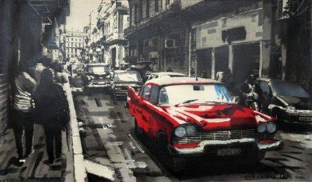 «La CUBA». Выставка живописи кубинских художников.