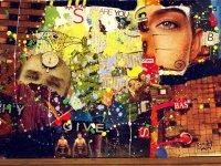 Выставка живописи и графики Владимира Май «Графоманограф»