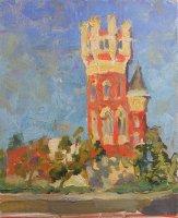 Выставка живописи и графики Андрея Ерофеева «Две Венеции»