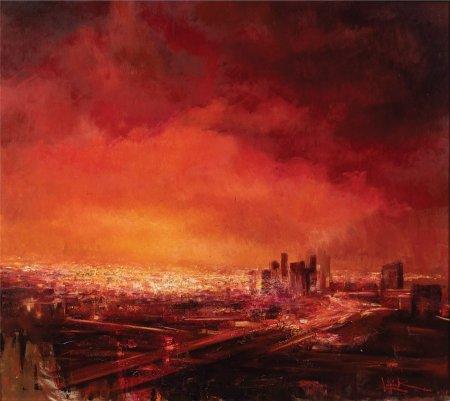 Выставка живописи Романа Ляпина «PRO ВОЗДУХ»