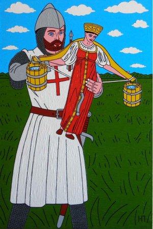 Выставка живописи Петра Надводнюка «Метаморфозы»