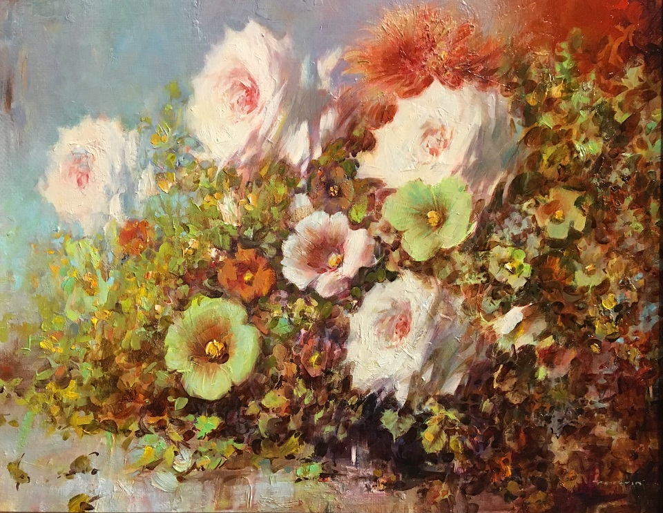 Выставка живописи художника Дмитрия Яковина -