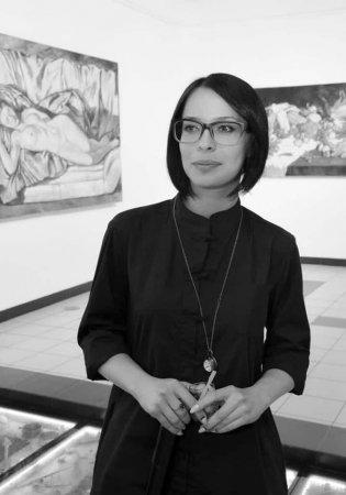 Интервью с куратором АРТМУЗЫ Надеждой Косовой