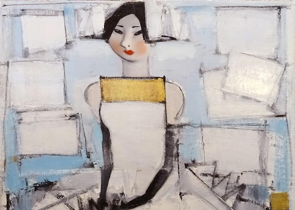 Выставка живописи Андрея Смирнова «Больше, чем золото»