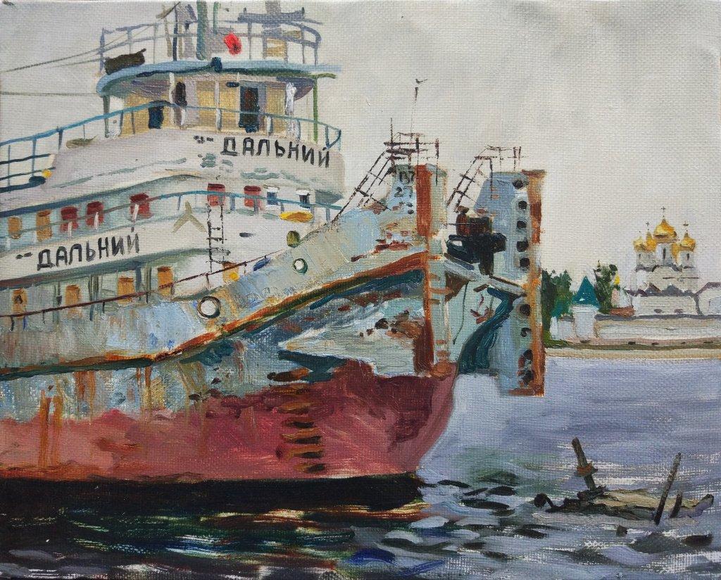 Выставка живописи Ивана Тупейко и Натальи Козловой «Дневник художников 2018»