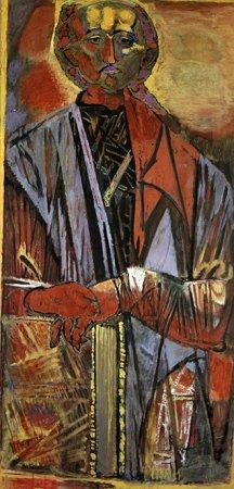 Выставка живописи Вячеслава Ершова «Жития»