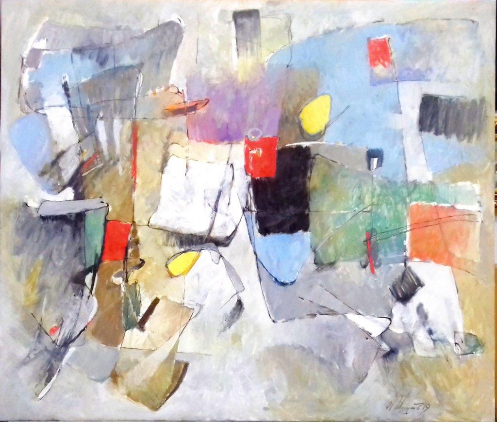 Выставка Юры Тумасяна «Свой реализм»