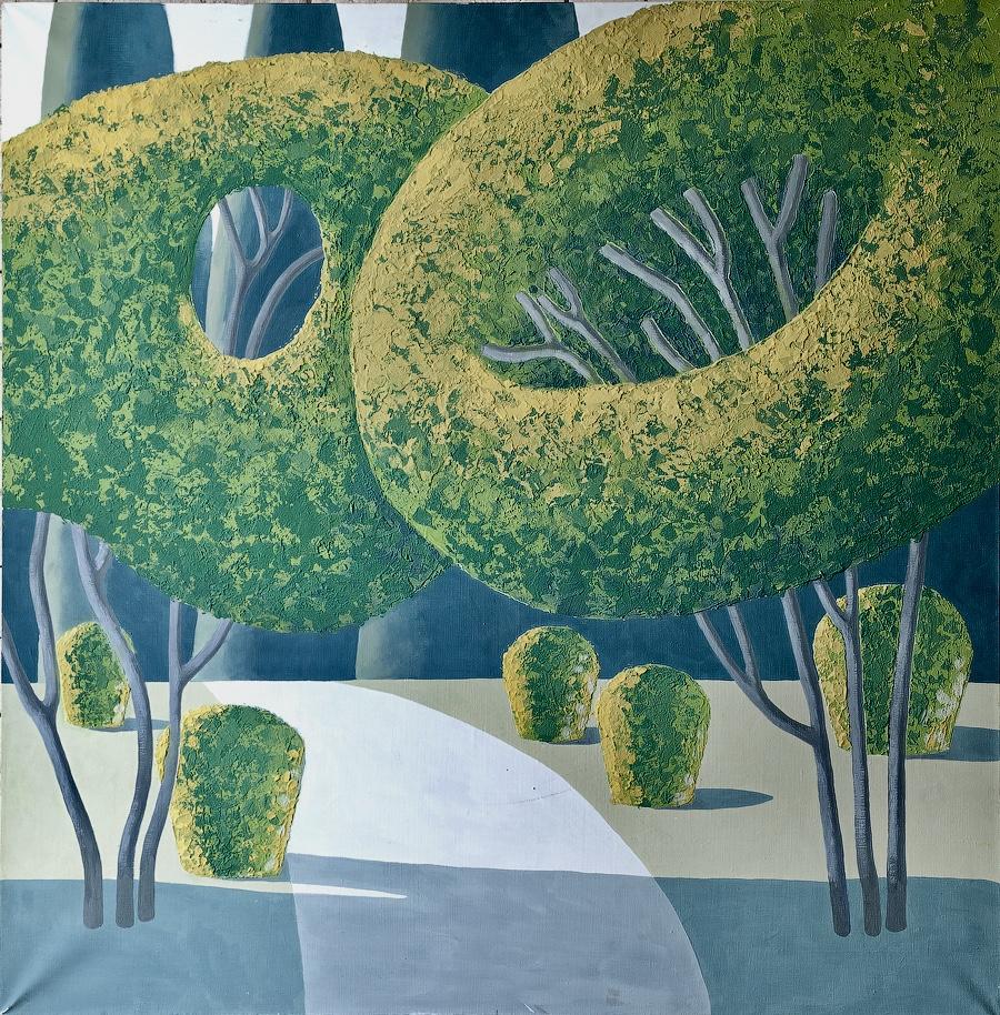Выставка живописи Татьяны Евсигнеевой-Мыльниковой  «И во сне, и наяву»
