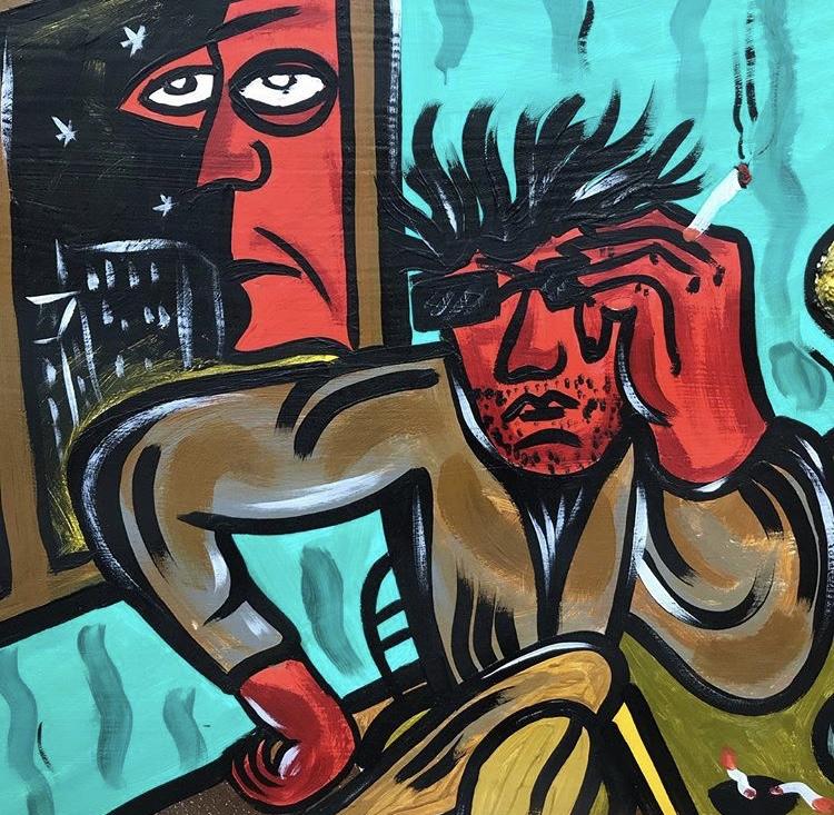 Выставка живописи Дмитрия Шурова и Тиграна Костанова «ЮДОЛИ ЛЯ»