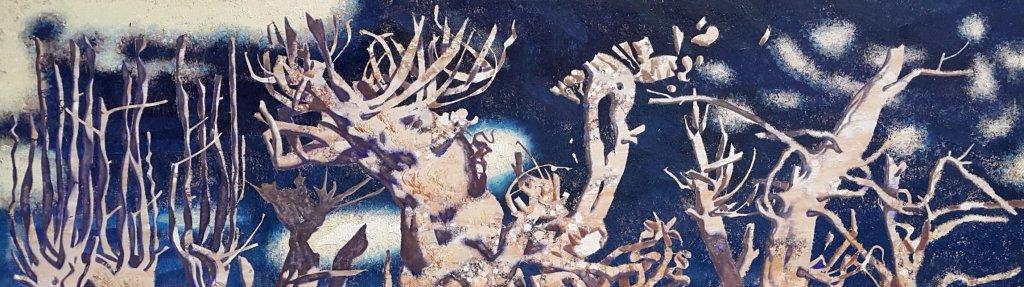 Выставка живописи и графики Максима Моргунова  «Древо Жизни»